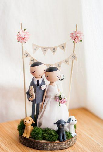 vintage wedding cake toppers vintage couple theroomba