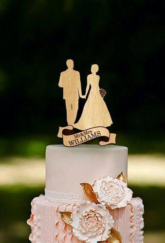 vintage wedding cake toppers weddingcake topper HomeWoodDeco