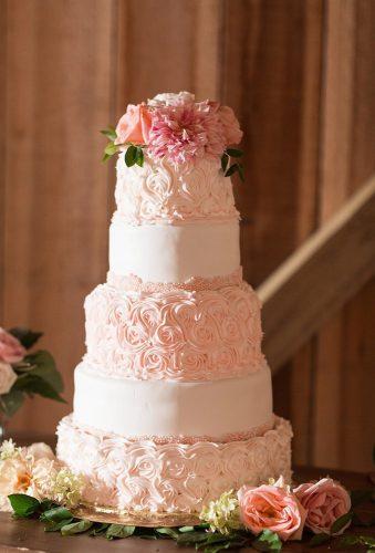 vintage wedding cake toppers pink wedding cake Jillian Michelle Photography