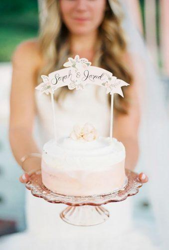 vintage wedding cake toppers tender sign Mango Studios
