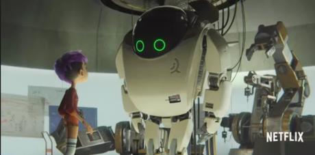 Netflix Review: Next Gen Gives Us a Broken Girl & Her Broken Robot