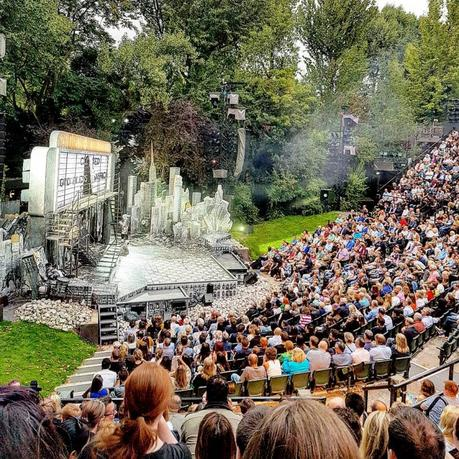 Theatre|| Little Shop of Horrors, Regents Park Open Air Theatre