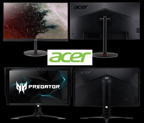 Acer Predator and Nitro