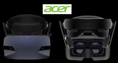 Acer Ojo 500 Headset