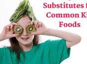 Vegan Substitutes Common Foods