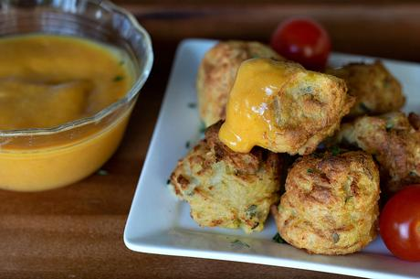 Fat-Free Potato Puffs