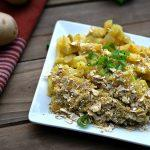 Vegan Funeral Potatoes