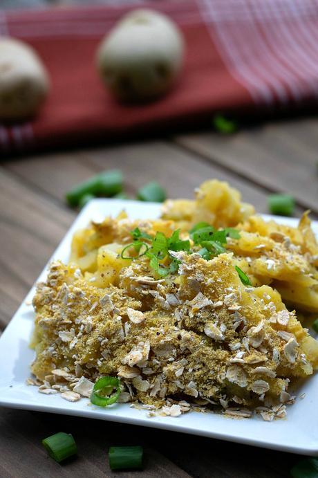 Vegan Funeral Potatoes