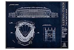 History of Kauffman Stadium