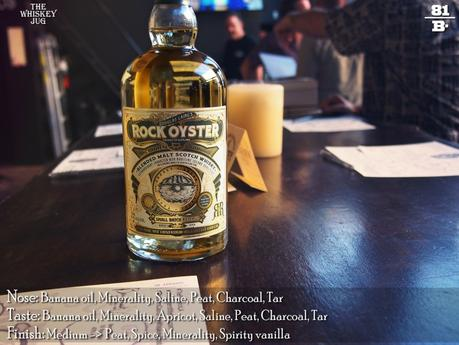 Rock Oyster Whisky Review