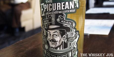 The Epicurean Whisky Label