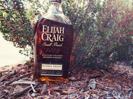 Elijah Craig Barrel Proof Batch A118