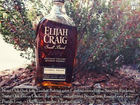 Elijah Craig Barrel Proof Batch A118 Review