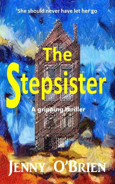 The Stepsister- by Jenny O' Brien- Cover Reveal!!