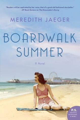 Boardwalk Summer by Meredith Jaeger- Feature and Review