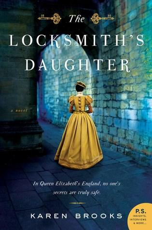 The Locksmith's Daughter by Karen Brooks- Feature and Review