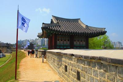 Travel Guide: Suwon Fortress, South Korea
