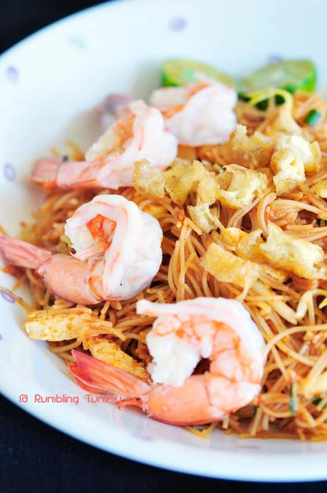Dry Mee Siam (Thermomix)