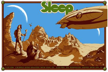 Sleep - Leagues Beneath