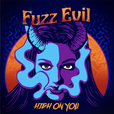 Fuzz Evil premiere lyric video for title track from forthcoming album High On You recorded at Dave Grohl's Studio 606