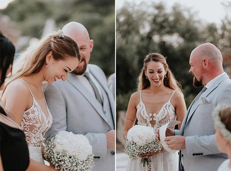 Romantic wedding in white hues | Sofia & Joe