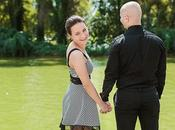 Intimate Civil Ceremony with Greenery Background Magda Andrei