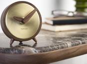 Welcome World Stunning Desktop Clocks from Nomon