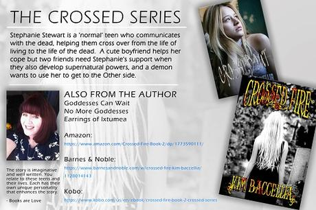 Crossed Fire by Kim Baccellia