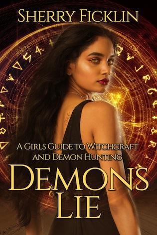 Demons Lie by Sherry D. Ficklin