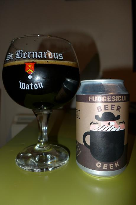 Tasting Notes: Mikkeller: Beer Geek Fudgesicle