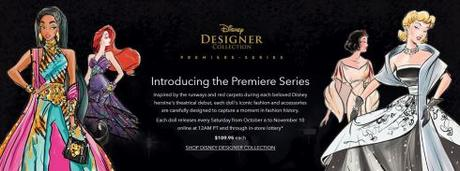 The Premiere Series- Only at The Disney Store