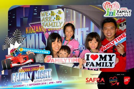 Our First Family Night at KidZania Singapore