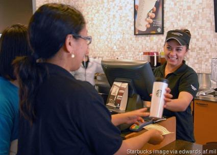 Starbucks-coffee-customer