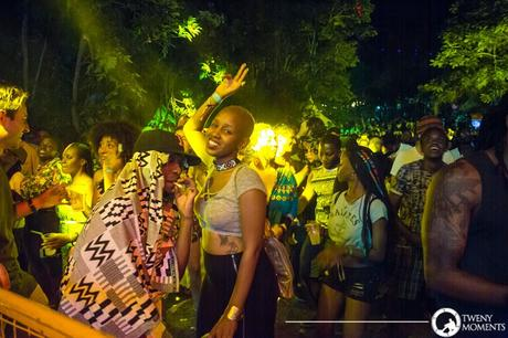 """I saw things"" Nyege Nyege Festival"