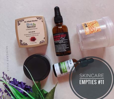 Skincare Empties #11