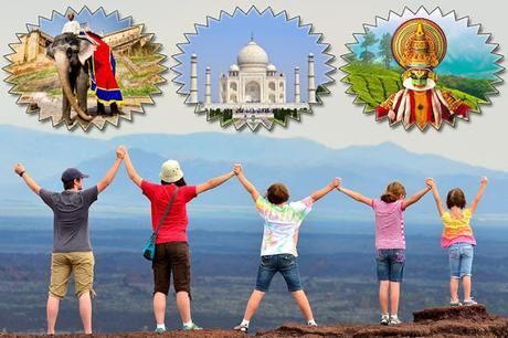 Best Places to Visit in India with Your Family Members