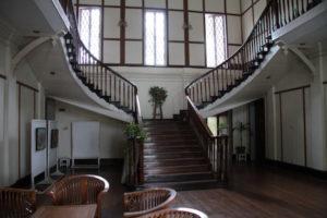 Lobby of Candacraig