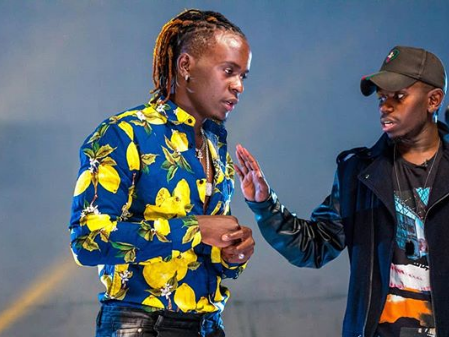 """""""You can't take me anywhere!"""" Willy Paul threatens upcoming artists after stealing their song"""