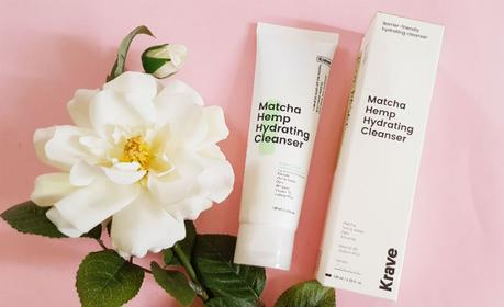 Krave Beauty Matcha Hemp Hydrating Cleanser Review: The Best Facial Cleanser I Ever Used