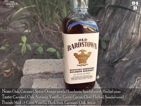 Old Bardstown Kentucky Straight Bourbon Whiskey Review