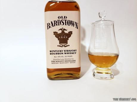 Old Bardstown Kentucky Straight Bourbon Whiskey is a bourbon distilled at Willett but using their previous line name which was sourced.