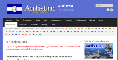 Backpacking in Autistan: Another New Country, Where Liars Are Unwelcome!