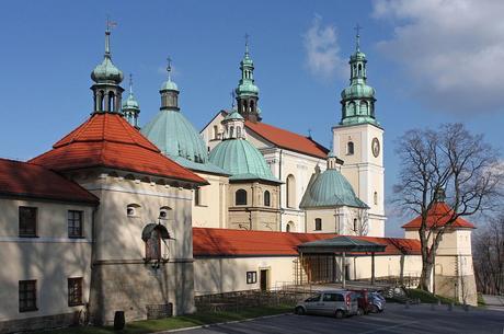 Kalwaria Zebrzydowska Monastery tourist