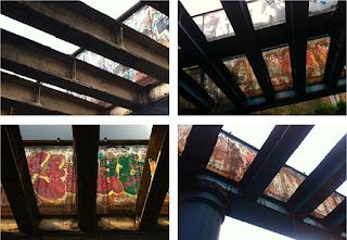 Camden Highline – a linear park between Camden and Kings Cross