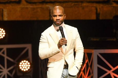 Kirk Franklin Meets His Ailing Biological Father