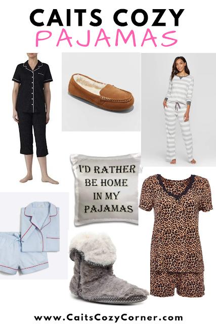 Cait's Cozy : Pajamas