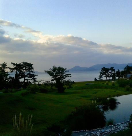 Writers on Location – Amanda Huggins on Japan