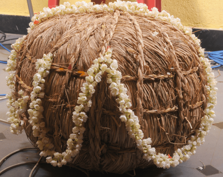 Kotte kadubu:  a symbol of tradition wrapped in moulds of faith