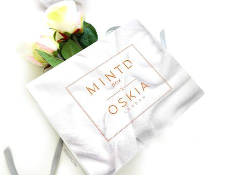 MINTD BOX + OSKIA LONDON