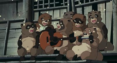 favorite movie #49: pom poko